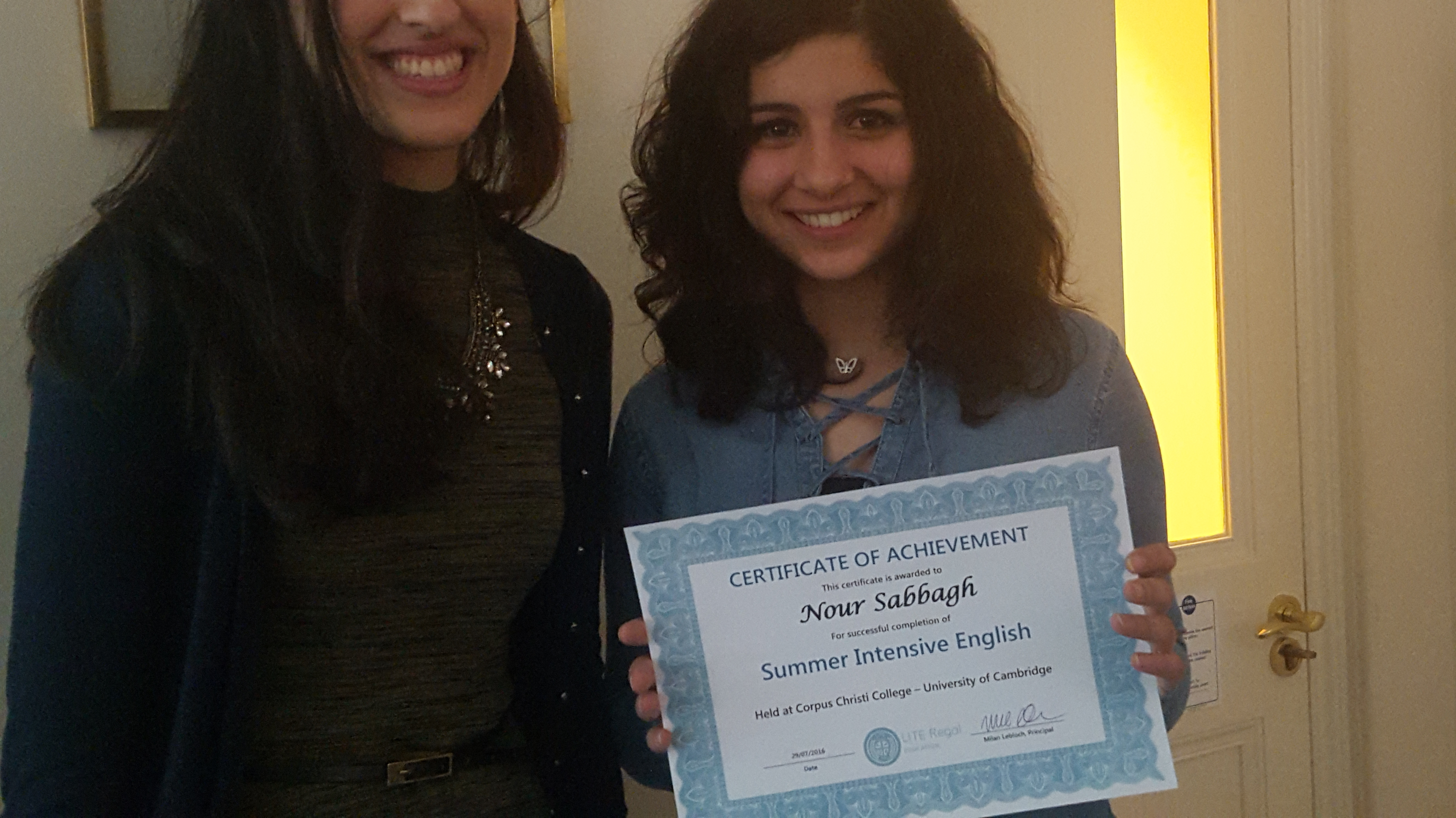 Nour Summer Intensive English Lite International